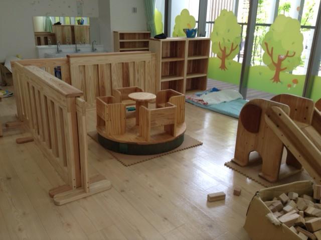 赤間森の子保育園納品 1